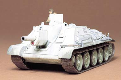 Russian Tank Destroyer, SU-122