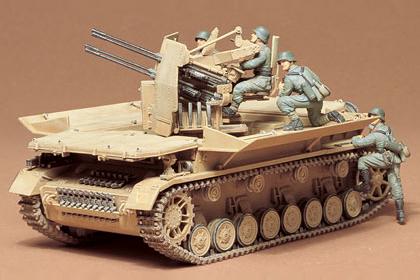 German Flakpanzer IV, Möbelwagen