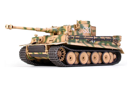 German Panzerkampfwagen VI, Tiger I, Ausf E – Late version
