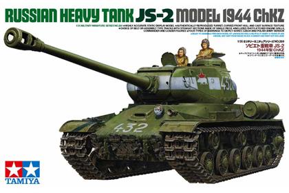 Russian Heavy Tank, JS-2, model 1944 ChKZ