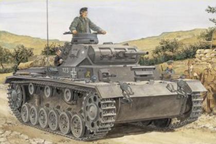 Panzerkampfwagen III, Ausf. F