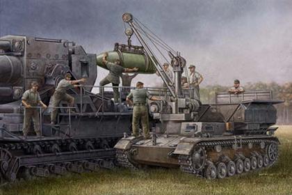 German Pz.Kpfw.IV Ausf. F Fahrgestell