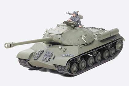 Russian Heavy Tank, JS-3 (Tamiya)