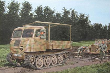 German RSO/01 Type 470