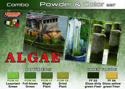 Algae set