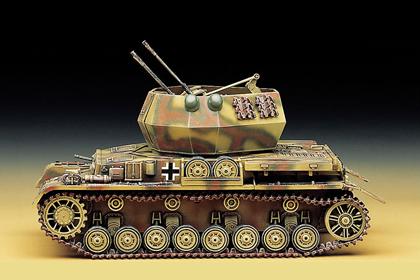 German Flakpanzer IV, Wirbelwind
