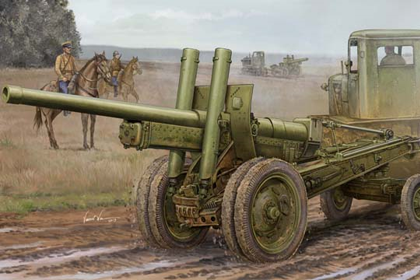 Russian A-19 122mm Gun (1931/1937)