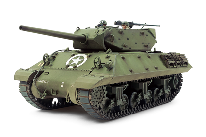 US M10 Tank Destroyer (Mid production)