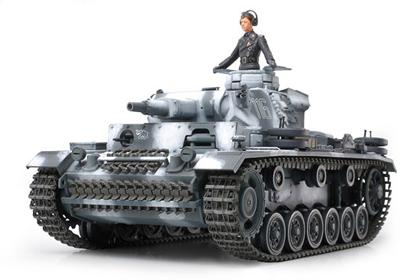 German Panzerkampfwagen III, Ausf. N