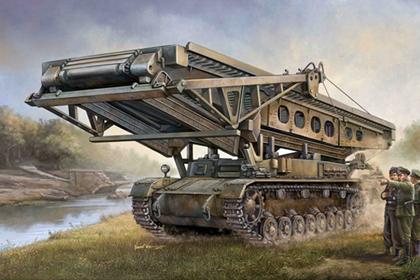 German Bruckenleger IV, Ausf. B