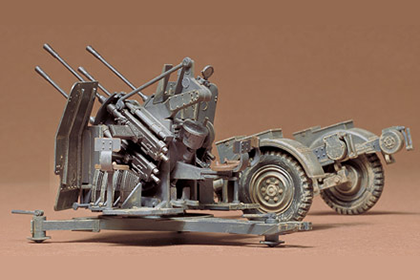 German 20mm Flakvierling 38