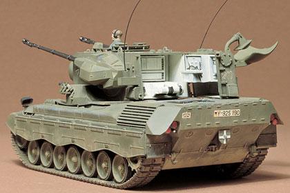 German Flakpanzer Gepard