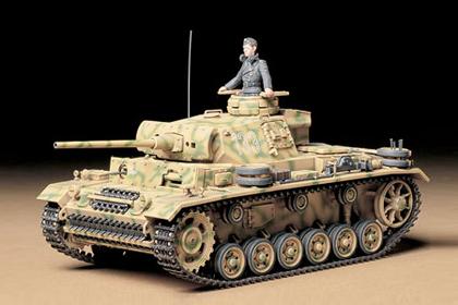 German Panzerkampfwagen III, Ausf. L