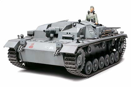 German Sturmgeschütz III, Ausf. B