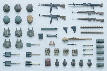 German Infantry Equipment set B - Mid/Late