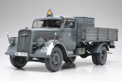 German 3 Ton 4x2 Cargo Truck