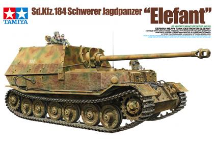 German Heavy Tank Destroyer Elefant