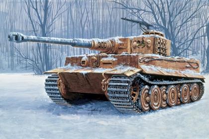 German Panzerkampfwagen VI, Tiger Ausf. E