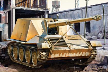 German Ardelt-Rheinmetall 8.8cm Pak 43 Waffenträger