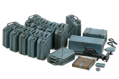 German Jerry Can set (Early type)