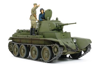 Russian BT-7, Model 1937
