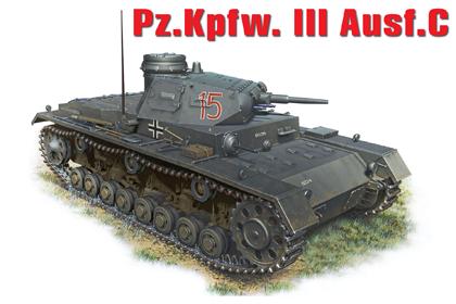 German Pz.Kpfw.III Ausf. C