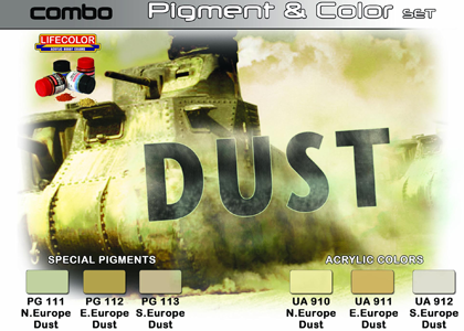Dust set