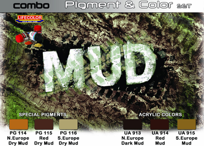 Mud set