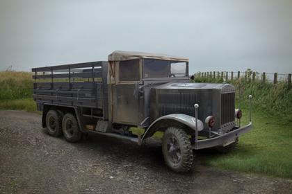German Truck, Krupp L3H 163