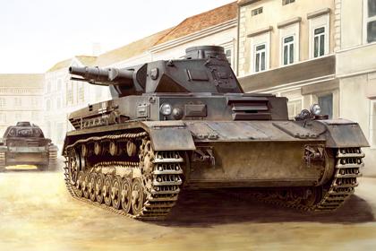 German Pz.Kpfw.IV Ausf. C