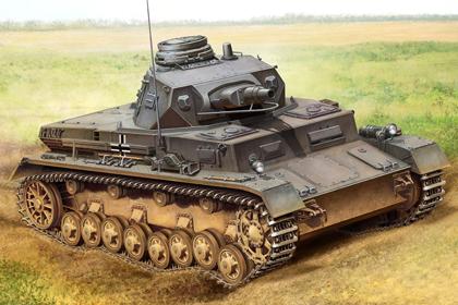 German Pz.Kpfw.IV Ausf. B