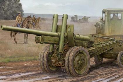 Russian A-19 122mm Gun (1931/1937)