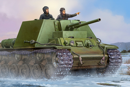 Russian KV-7 Mod. 1941