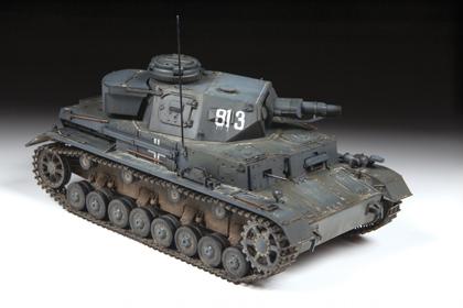 German Panserkampfwagen IV, Ausf. E