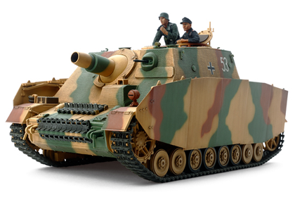German Brummbär (Late production)
